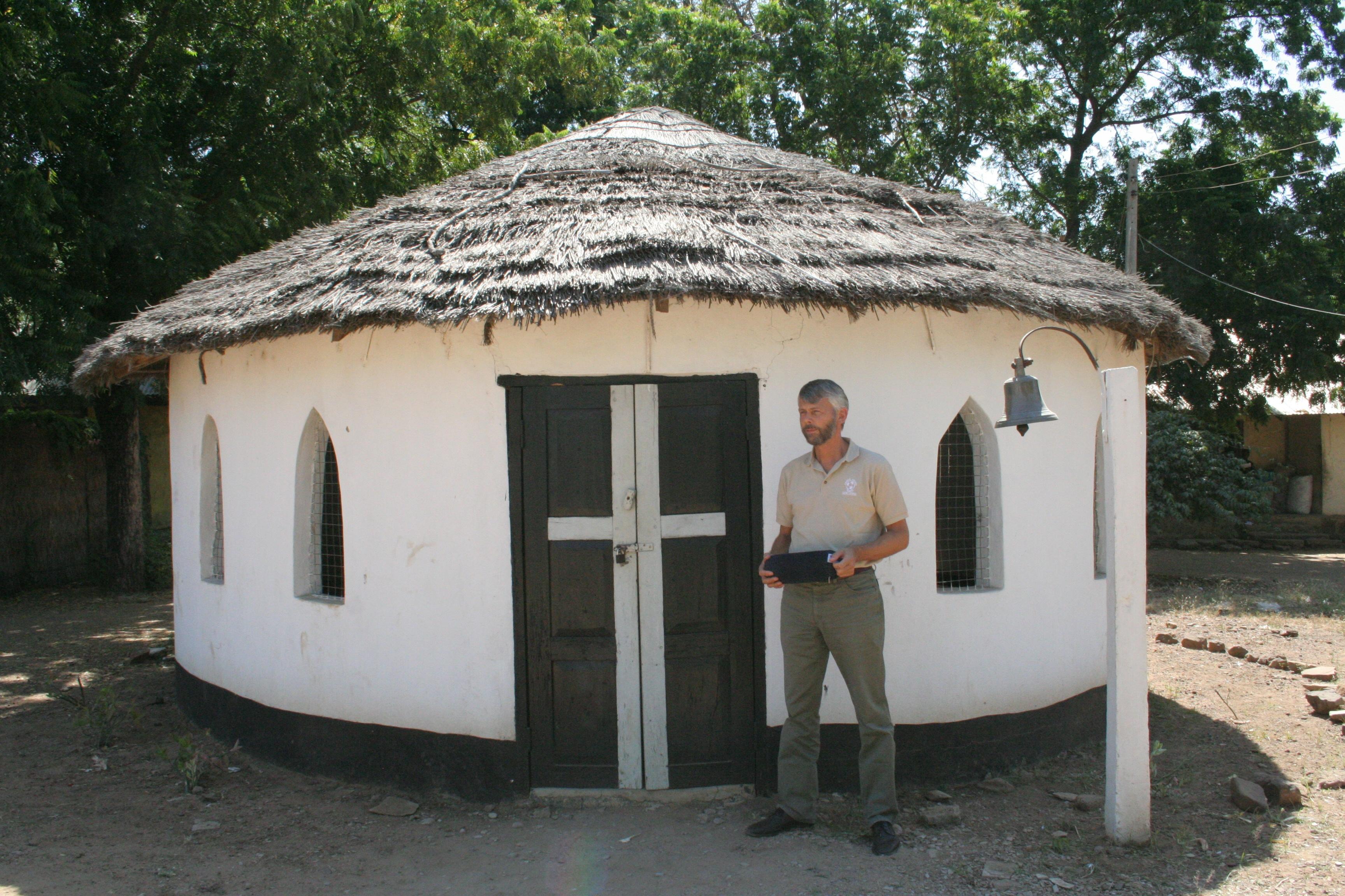 Hans Wendelboe Bøcher - Mission:Nigeria