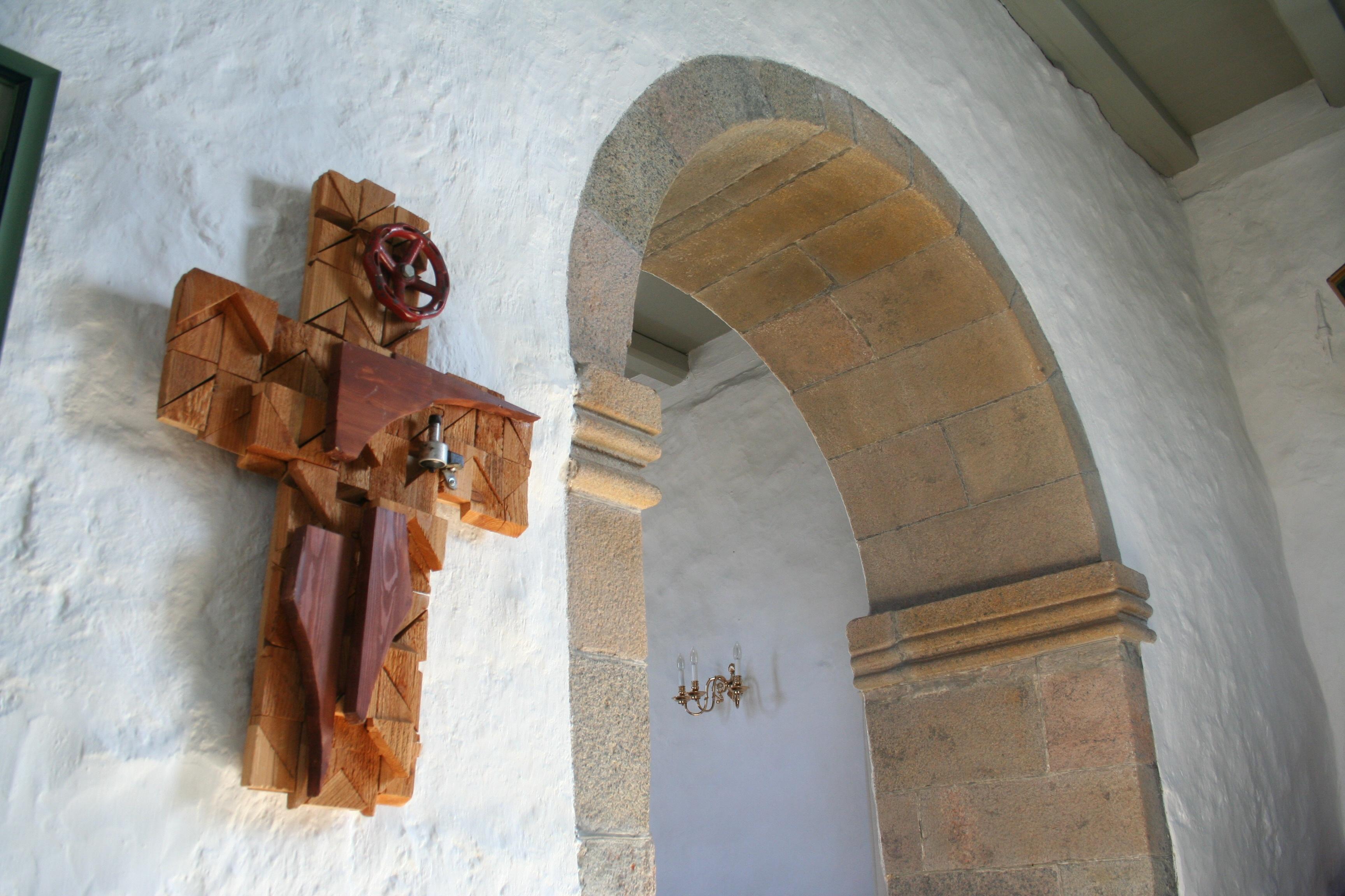 Hans Wendelboe Bøcher - Horne Kirke i Nigeria