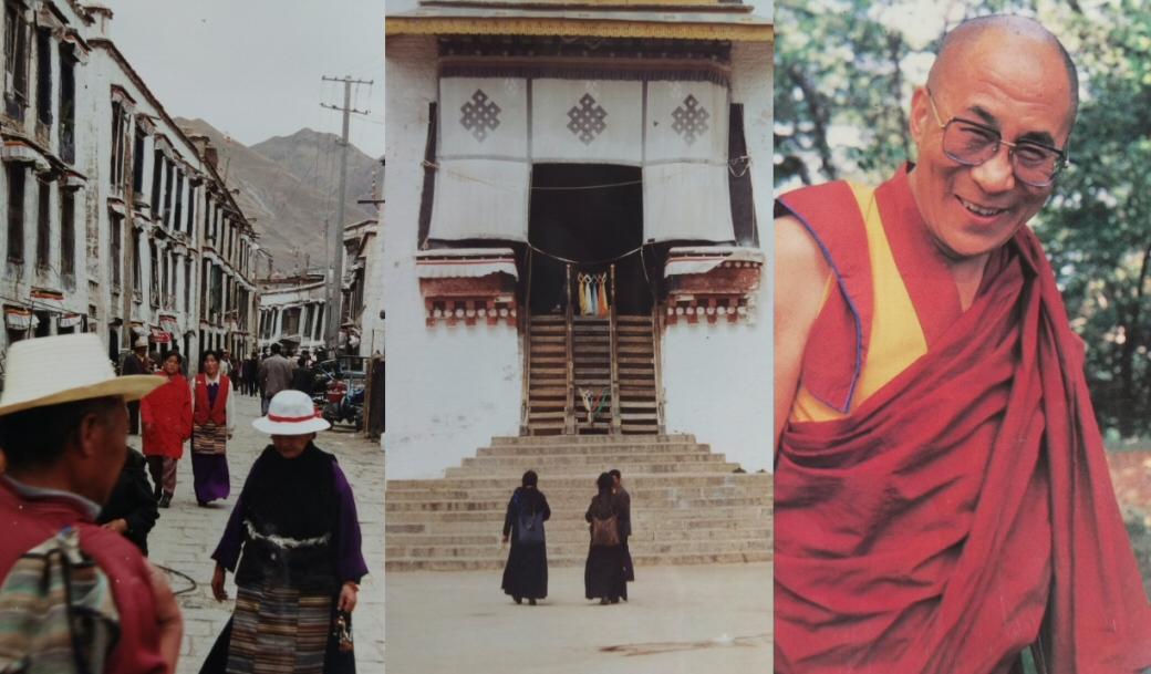 Hans Wendelboe Bøcher - Tibetanske tinder & harsk yaksmørte