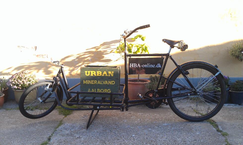 hvor står stelnummeret på en cykel